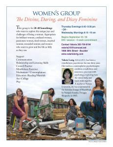 Divine.Dicey.Daring Feminine.1